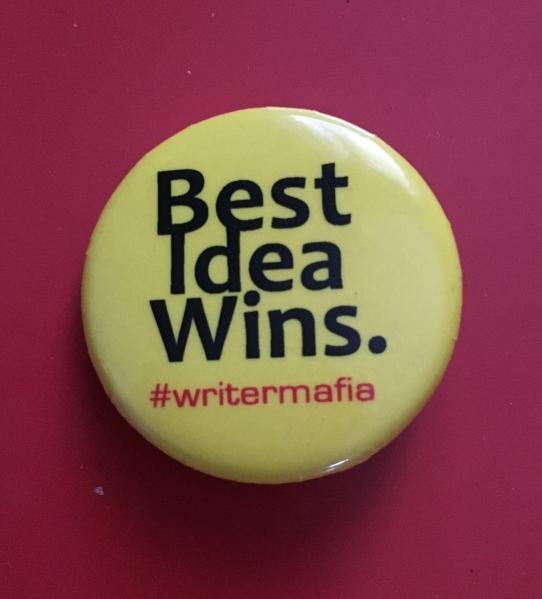 Best Idea Wins button